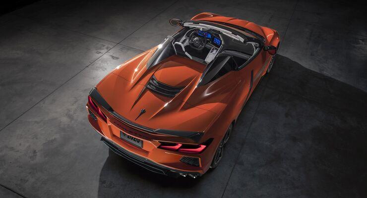 Chevrolet Corvette Cabrio 2020