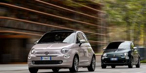 Fiat 500 Rockstar 2019