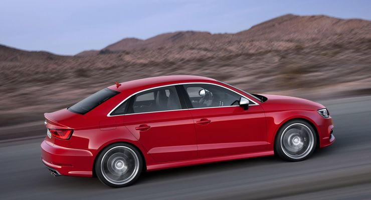 Audi, A3, Stufenheck, Limousine