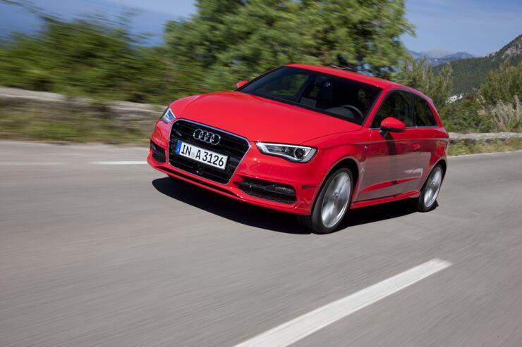 Audi A3, dritte Generation