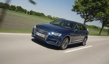 Audi A4 Avant G-tron MJ 2017
