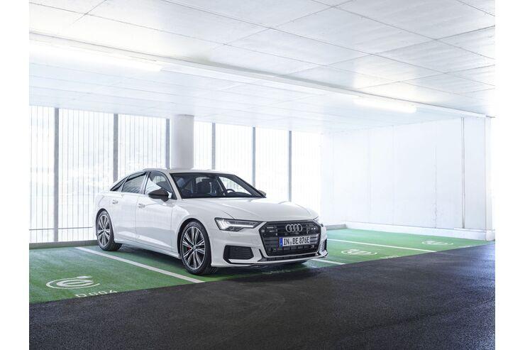 Audi A6 2020, 55 e TFSI, Plug-in Hybrid, Limousine