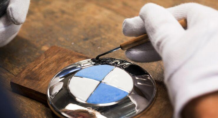 BMW 760 iL Silber-Edition