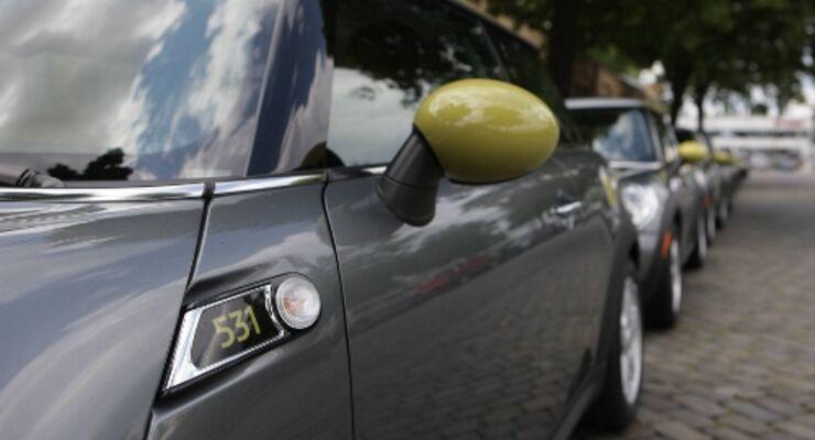 BMW treibt Elektroauto-Projekt voran