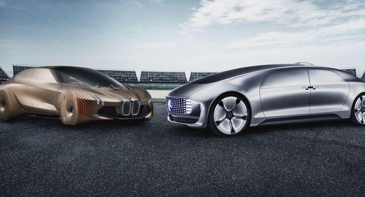 BMW und Daimler kooperieren