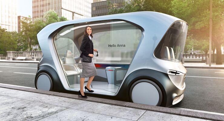 Bosch Shuttle