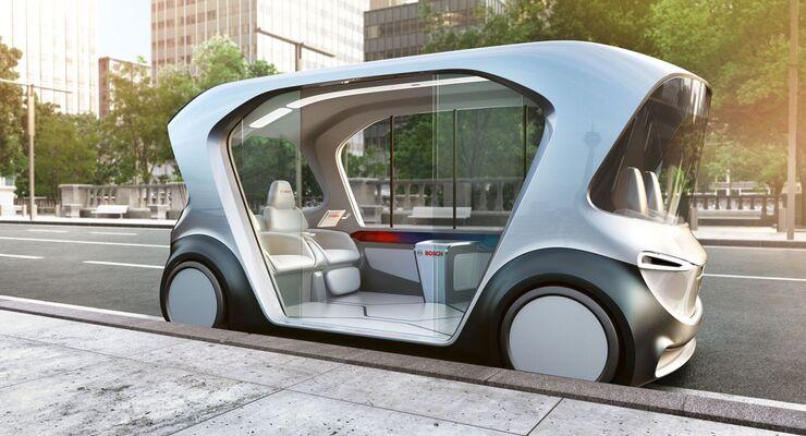 Bosch mit den meisten Innovationen