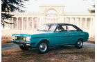Chrysler Simca 160, Topmodell, Vinyldach, grau