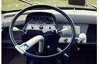 Citro_n Ami 6, Cockpit