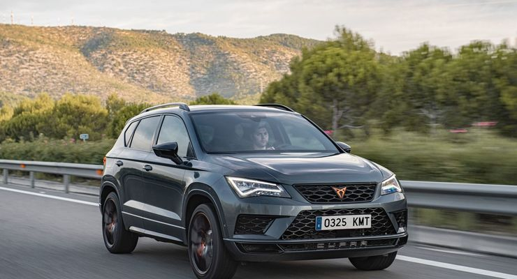 cupra ateca 2019 im fahrbericht 300 ps starker power. Black Bedroom Furniture Sets. Home Design Ideas