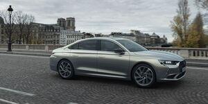 DS Automobiles DS9 2020