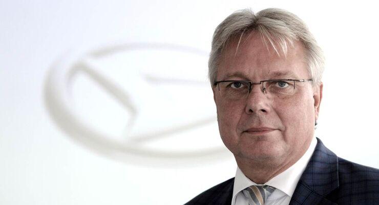 Daihatsu Deutschland-Geschäftsführer Matthias Heinz