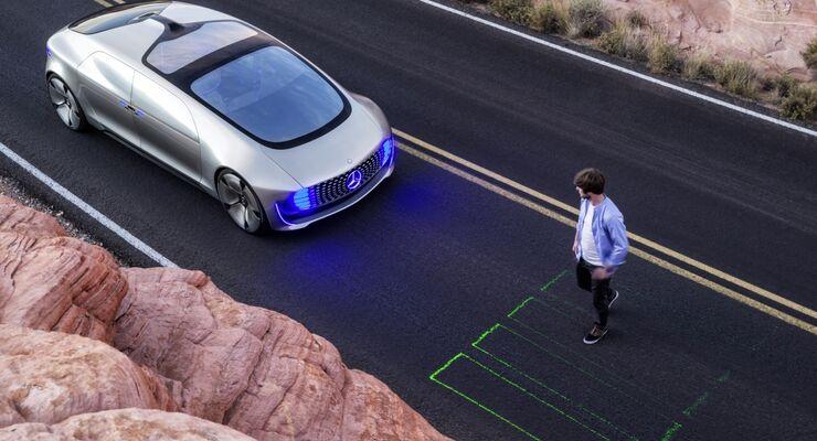 Daimler Autonomes Fahren