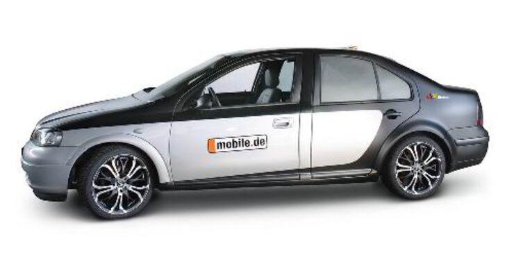 Deutschland hat gewählt: der VW Astra