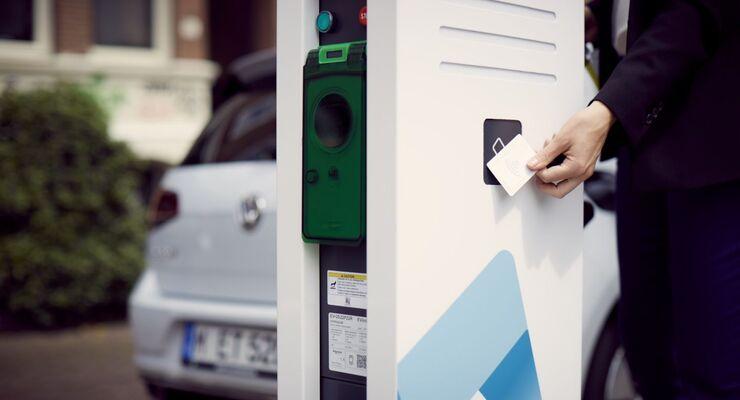 Digital Energy Solutions ladesäule laden elektromobiltät stromtankstelle