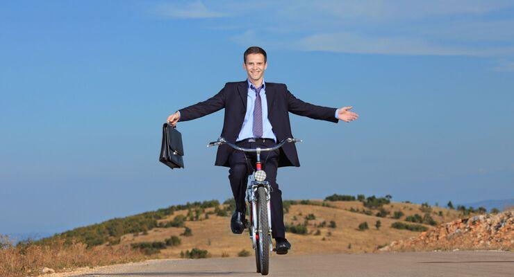 Fahrrad, Dienstrad,