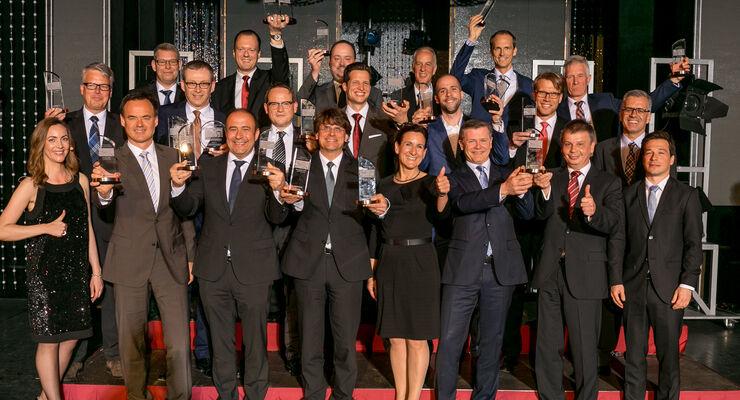 Firmenauto des Jahres 2016 Gewinner Europa-Park Rust