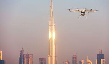 Fliegen autonom Zukunft