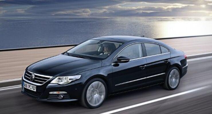 Flottenmarkt: VW-Konzern bleibt Marktführer