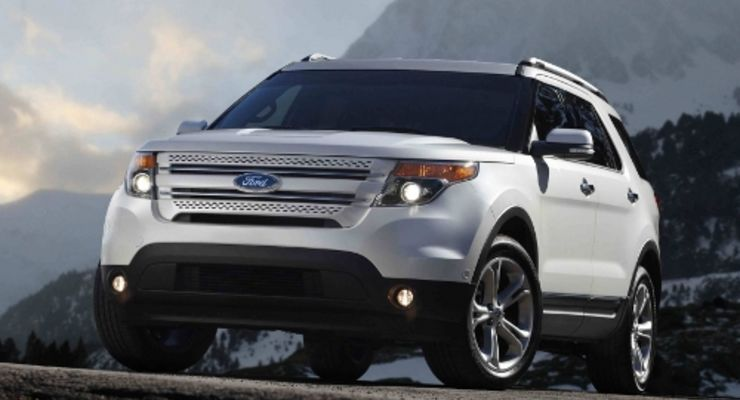 Ford Explorer mit neuem Format