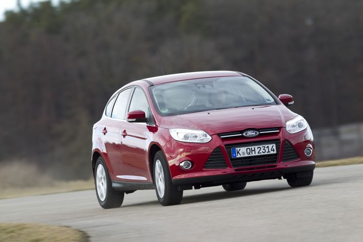 Ford Focus 1.0 Ecoboos
