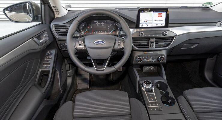 Ford Focus Turnier 2019