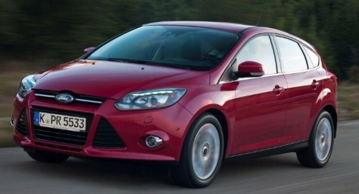 Ford Focus kommt im März auf den Markt