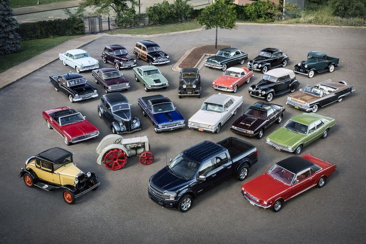 Ford US Familie