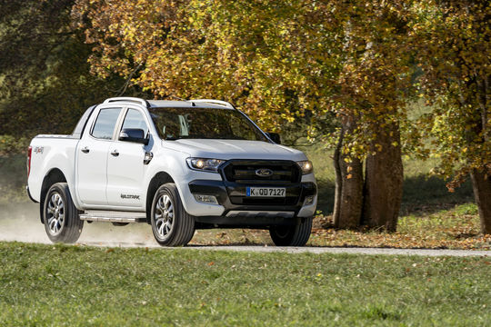 Ford Wildtrak 3,2 l, 4x4