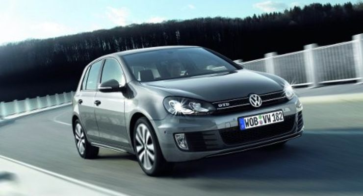 Fünf Sterne für Volkswagen