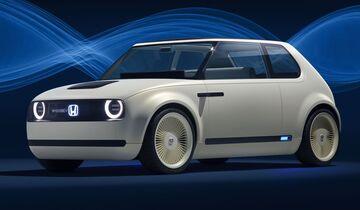 Honda Urban Concept 2019