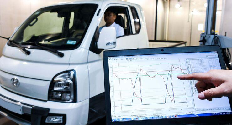 Hyundai Nfz Gewichtserkennung