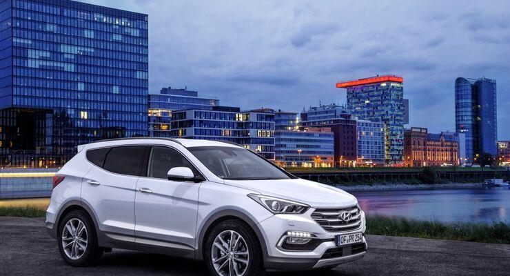 Hyundai Santa Fe MJ 2016