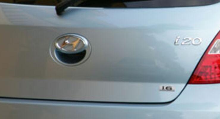 Hyundai i20: Konkurrent für Corsa & Co.