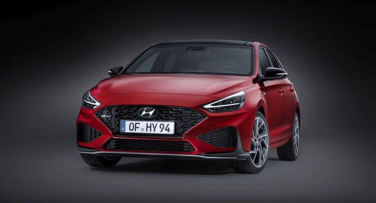Hyundai i30 N-Linie 2020