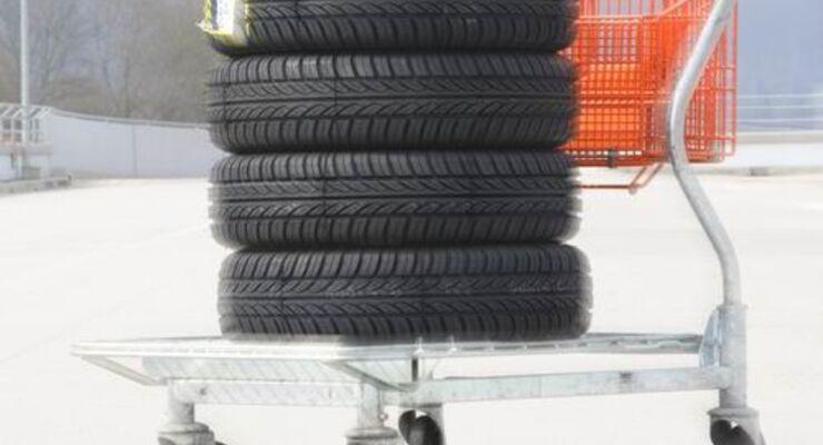 Immer mehr Deutsche kaufen Reifen im Initernet
