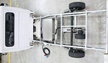 Kiesling, fünftes rad, chassis, iaa, 2018