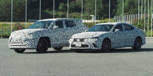 Lexus Prototypen