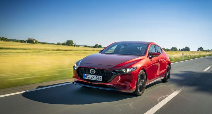 Mazda 3 Skyactive-X 2019