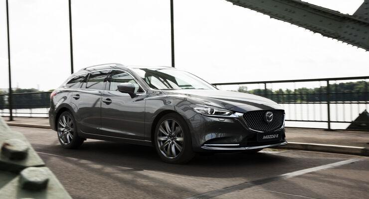 Mazda Firmenporträt