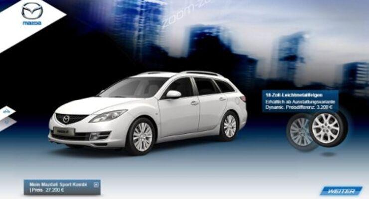 Mazda-Händler sind gefrustet