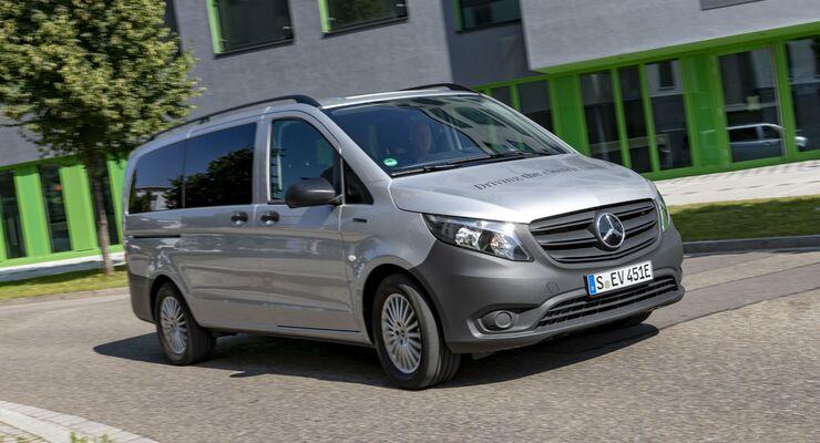 Mercedes e-Vito Tourer 2020