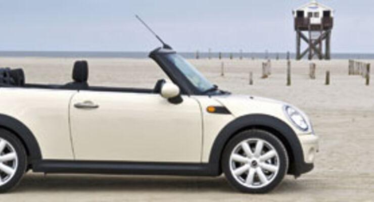 Mini: Cabrio kommt wieder in Fahrt