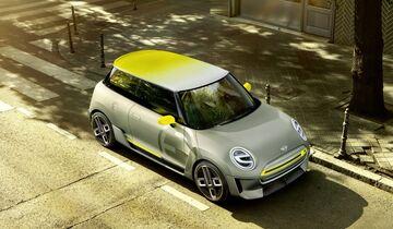 Mini electric concept 2018