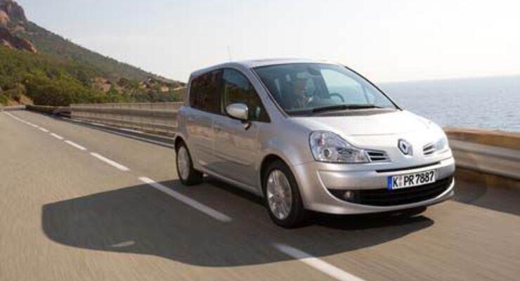 Neuer Renault Modus am Start