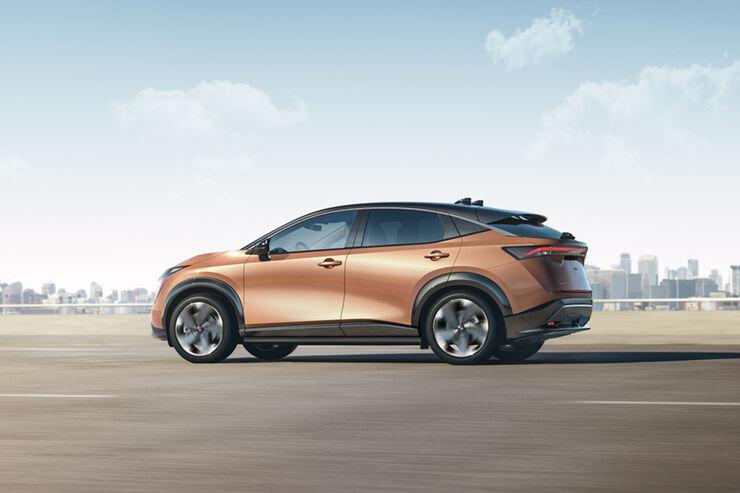 Nissan Firmenporträt 2021