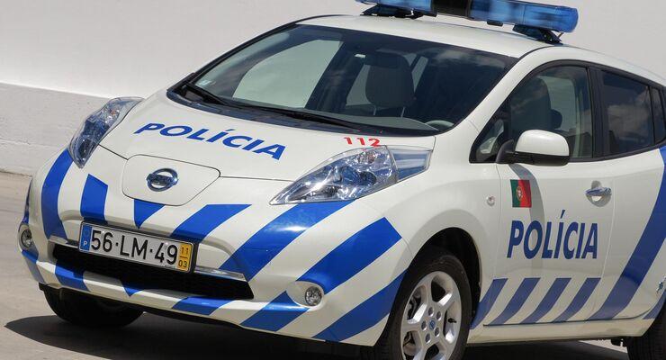 Nissan Polizei 2021