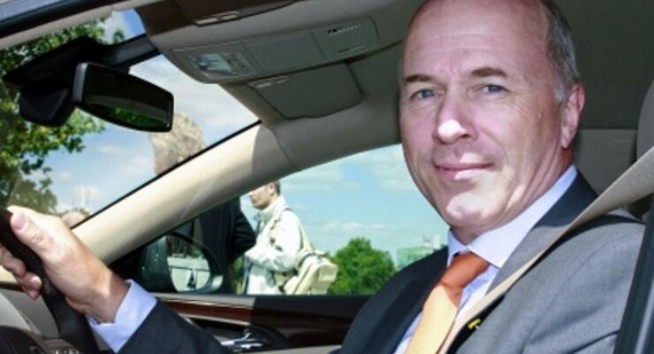 Opel: Forster schmeißt hin