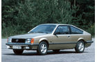 Opel Monza, metallic