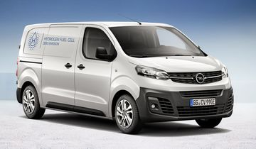 Opel Vivaro-e Hydrogen 2021